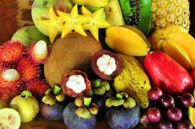 фрукты Доминиканы