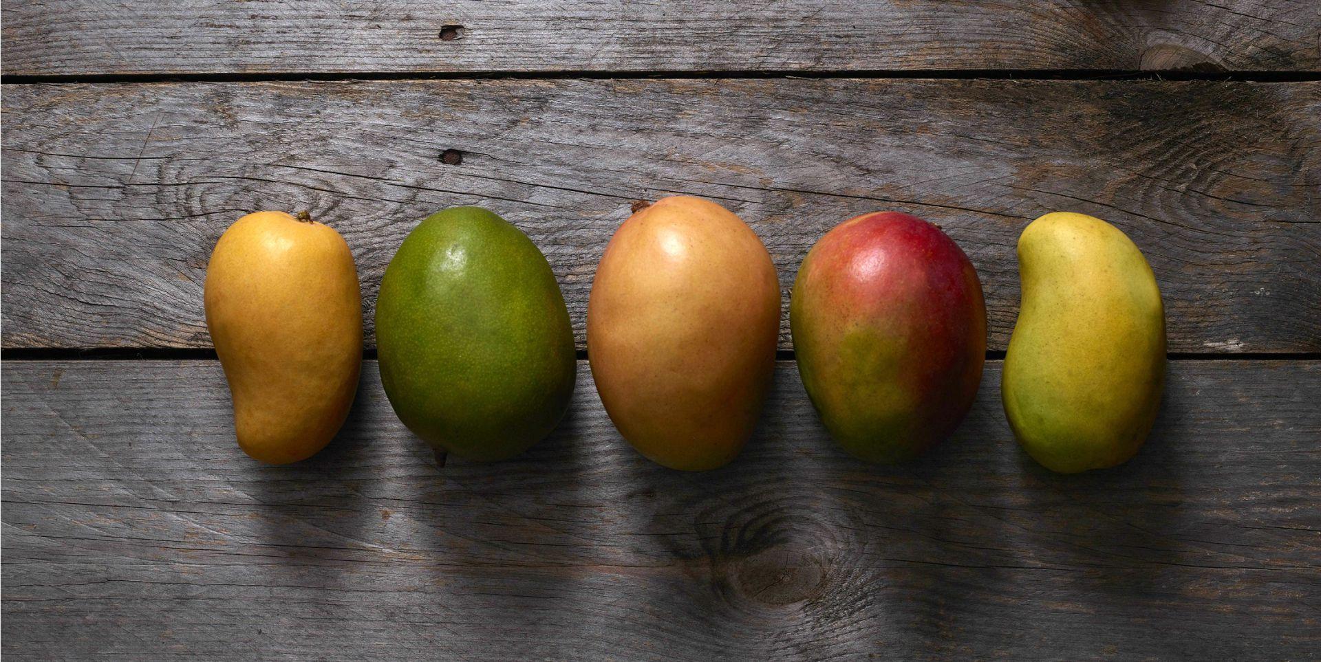 Разновидности манго с фото