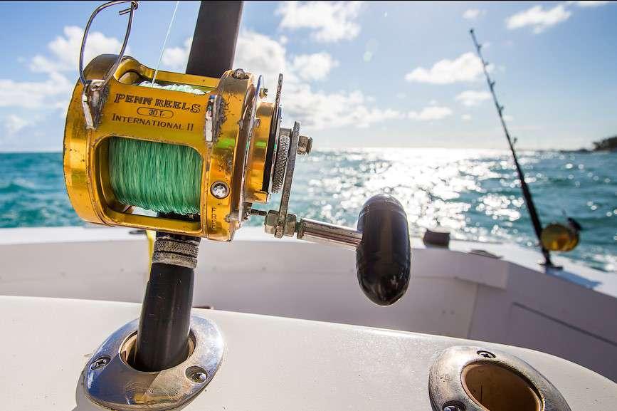рыбалка в Доминикане
