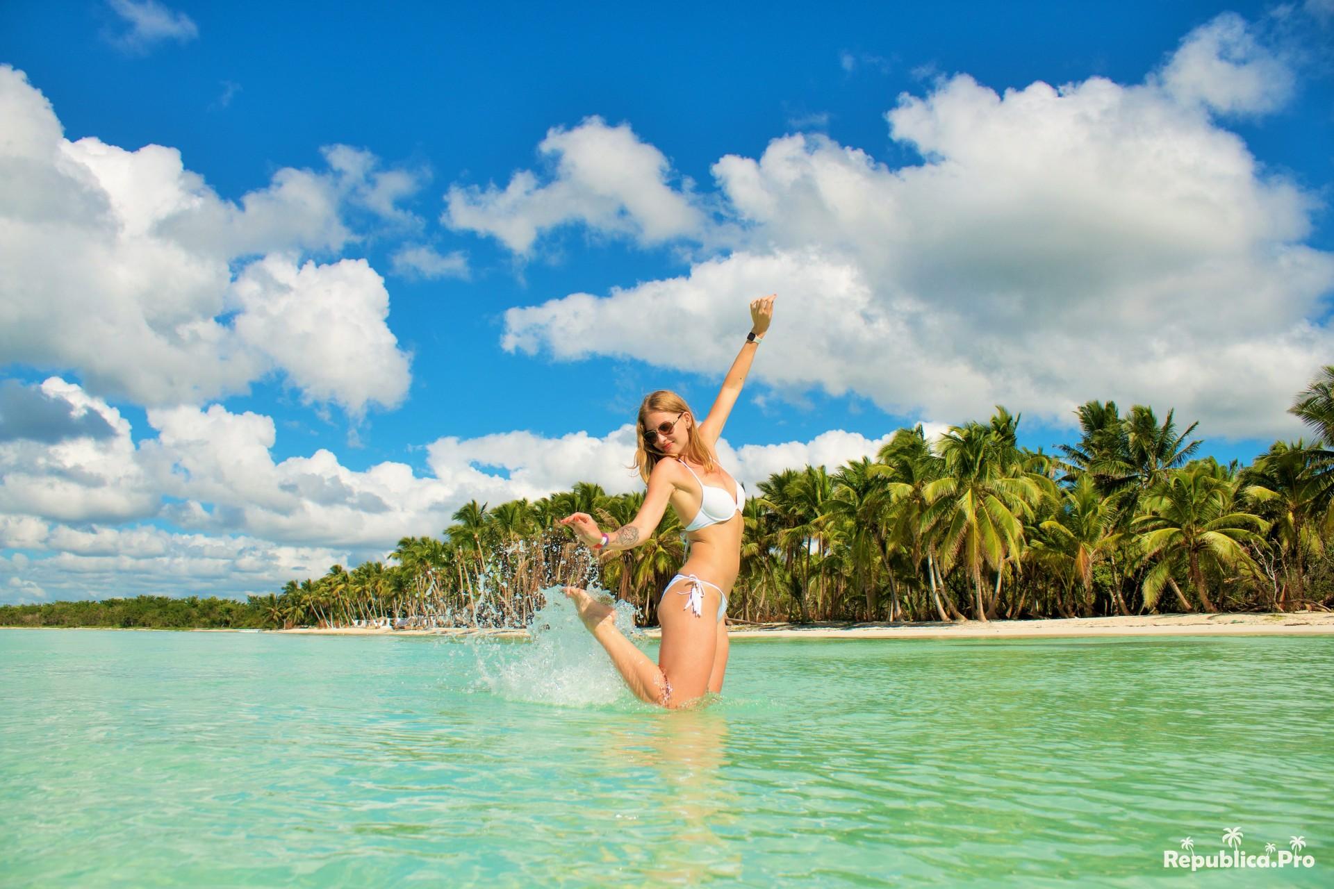 воды Доминиканы 3