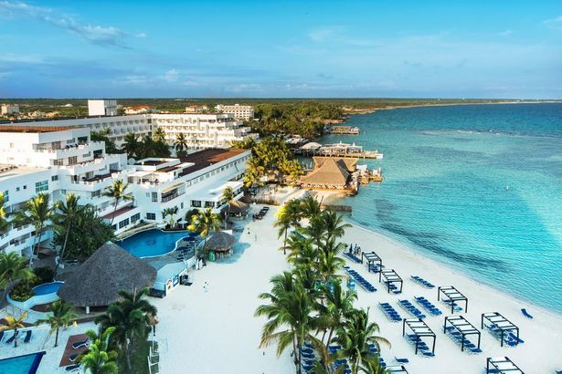 картинка фотография курорта Бока-Чика в Доминикане