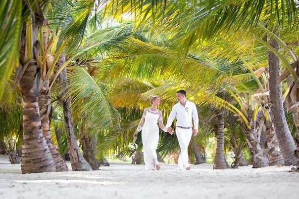 Свадьба в Доминикане 2
