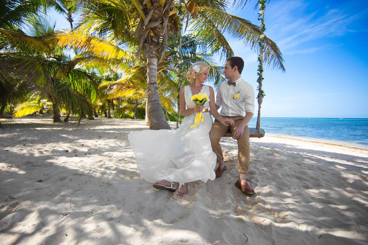Свадьба в Доминикане 3